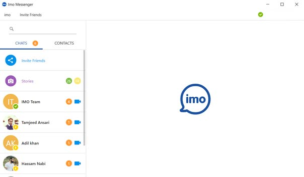 IMO for PC Download For WINDOWS 10