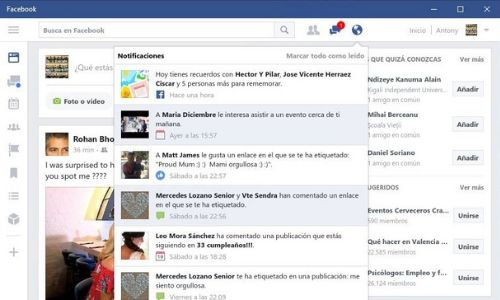 Facebook For Windows free download